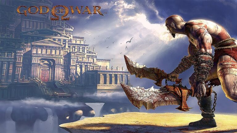 god of war ppsspp zip android